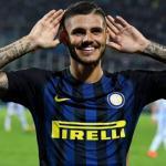 Icardi celebra un gol con el Inter / Youtube