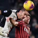 """""""Juve y Milan valoran un cambio de cromos. Foto: Getty Images"""""""