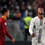 """Roma e Inter negocian un intercambio de jugadores """"Foto: 90 minutos"""""""