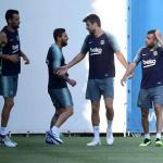 La lista de intocables del Barça es siempre la misma. Foto: eldesmarque.com
