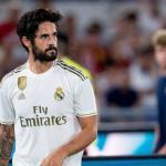 Isco en un partido con el Real Madrid / libertaddigital.com