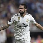 Isco Alarcón, celebrando un gol / Twitter