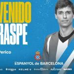 Ander Iturraspe, nuevo jugador del RCD Espanyol / RCD Espanyol