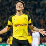 """El Borussia de Dortmund quiere firmar al sustituto de Jadon Sancho """"Foto: YouTube"""""""