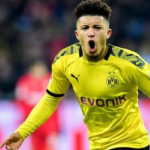 "El Dortmund ficha al 'próximo' Jadon Sancho ""Foto: Bild"""