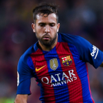 Jordi Alba. Foto: Getty Images.