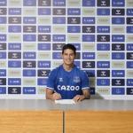 OFICIAL: James Rodríguez, nuevo jugador del Everton