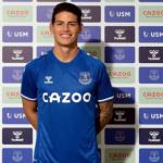 """La verdad sobre James: el Everton no pagó un sólo euro """"Foto: Yahoo Sports"""""""