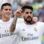 James o Isco, difícil decisión para el Milán / Besoccer.com