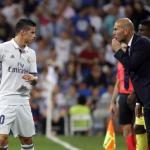 Florentino Pérez y la acertada decisión de quedarse a James | Foto: El Economista