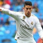 El Tottenham viene a por James Rodríguez en 2020. Foto: Getty