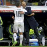 James Rodríguez no aprovechó su oportunidad. Foto: Marca