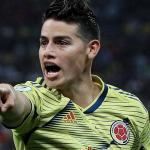 Las dos salidas del Atlético para dejar vía libre a James / Twitter
