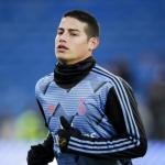 James pasará reconocimiento médico con el Everton
