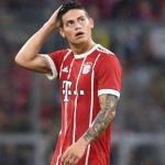 James Rodríguez / Bayern de Múnich.