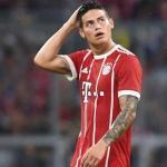 James Rodríguez, con la camiseta del Bayern de Múnich / FC Bayern.