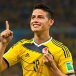 El Real Madrid espera que James y Ceballos se revaloricen / CONMEBOL