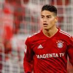 James Rodriguez en el Bayern / Youtube