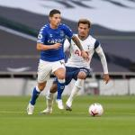 "Foto Análisis   James crea la ""Jugada de Gol"" del Everton"