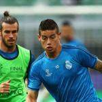 El cambio de planes de Zidane con James y Bale / TWITTER