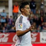 James Rodríguez tiene opciones de quedarse en el Real Madrid / Real Madrid