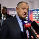 Jean Michel Aulas, presidente del Lyon. Foto: Youtube.com