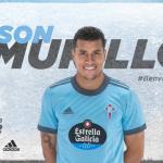 OFICIAL: El Celta de Vigo cierra la cesión de Jeison Murillo