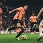 Raúl Jiménez podría cabar en el el Arsenal