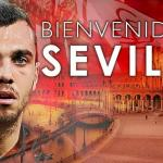 El Sevilla ficha al centrocampista Joan Jordán / Twitter