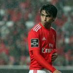 Joao Felix, con el Benfica / twitter