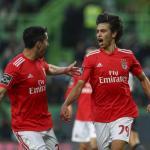 Joao Félix celebra un gol / Youtube
