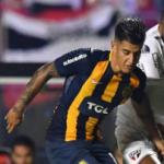 """""""Rosario Central aumenta sus opciones de retener a Joaquín Pereyra. Foto: Getty Images"""""""