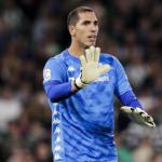 """Joel Robles, un portero insostenible para el Real Betis """"Foto: SER"""""""