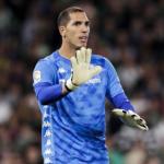 """Los dos equipos que quieren sacar a Joel Robles del Real Betis """"Foto: AFDLP"""""""