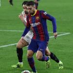 El sustituto de Jordi Alba no es Gayá, está en La Masía. Foto: fcbarcelonanoticias.com