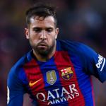 Jordi Alba en un partido / Barcelona