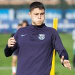 El recado de Jorge Cuenca tras su salida del Barcelona