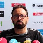 El entrenador del Getafe, José Bordalás / Youtube