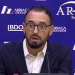 José Bordalás, técnico del Getafe. Foto: Laliga.es