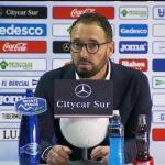 José Bordalás, entrenador del Getafe. Foto: Youtube.com