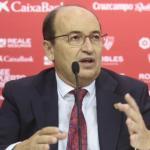 José Castro. Foto: Sevillafc.es