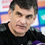 José Luis Mendilibar entrenador del Eibar. Foto: SDEibar.es