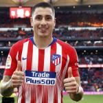 El cambio radical de Giménez en el Atlético de Madrid
