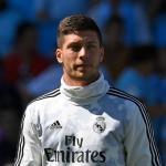 Jovic no levanta cabeza en el Madrid.