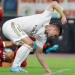 "El Real Madrid estudia la cesión de Luka Jovic ""Foto: Defensa Central"""