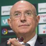 Lorenzo Serra Ferrer, en rueda de prensa / ondabetica.es.