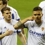 """Los dos equipos de Primera División que batallan por el fichaje de Juanjo Narváez """"Foto: Heraldo de Aragón"""""""