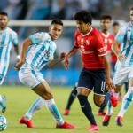 """La traición: un futbolista de Racing se marchó a Independiente """"Foto: Infobae"""""""
