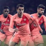 Jugadores del Barcelona. Foto: Youtube.com