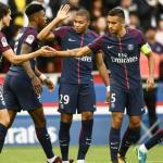Paris Saint Germain, celebrando un gol / twitter